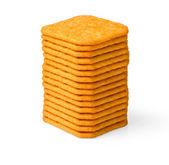 Piles de cookies — Photo
