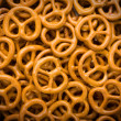 Closeup of Pretzels. — Stock Photo