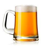 啤酒杯 — 图库照片