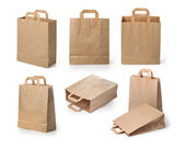 Paper bags — Stock Photo