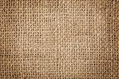 Texture of a burlap — Stock Photo