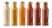 Barbecue sauces — Stock Photo