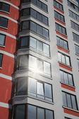 Appartementengebouw — Stockfoto