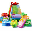 Mountine gifts - Stock Photo