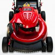 Red Lawn Mower — Stock Photo #14326531