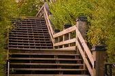 Stair Climber — Stock Photo