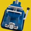 Stock Photo: Mini Vise