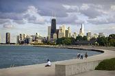 Chicago Downtown — Stockfoto