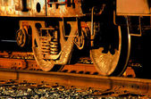 Railroad Cars — Stock Photo