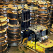 Automotive Steel Coil Warehouse - Photo
