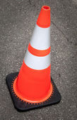 Construction Cone — Stock Photo