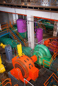 Water and Sewage Pumping Station — Stock Photo