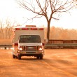 Stock Photo: Emergency Services Unit