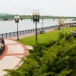 RiverFront Park — Stock Photo