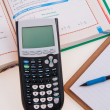 Scientific Calculator for School — Stock Photo #33016599