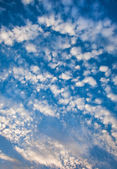 Heavenly Cloudscapes — Stock Photo