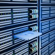Modern Computer Servers abstract background — Stock Photo #17690571