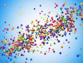 Kleurrijke ballen — Stockfoto