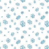 Icy Snowflakes — Stock Photo