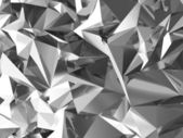 Abstract Crystal Facet — Stock Photo