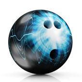 Bowling Ball — Stock Photo