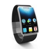 Black Smart Watch — Stock Photo