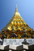 Thai Pagoda at Bangkok — Stock Photo