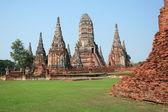 Antiguo templo en tailandia — Foto de Stock