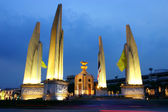 Democracy monument at Bangkok, Thailand — Stock Photo