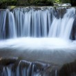 Waterfall in tropical forest, Thailand — Stock Photo #16288175