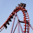 A roller coaster ride — Stock Photo #22957542