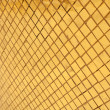 Golden mosaic background — Stock Photo