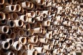 Bamboo Decoration — Stock Photo