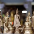 Small buddhstatues — Stock Photo #27066589