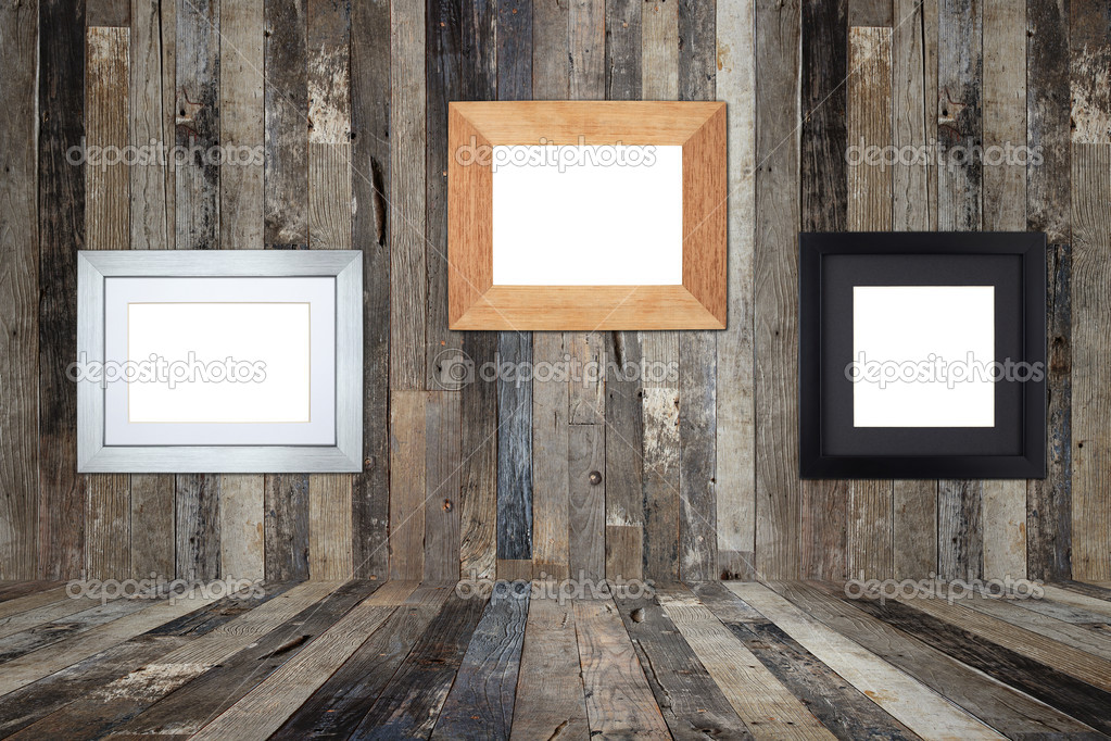 Old Wooden Picture Frames Wooden Picture Frames on The