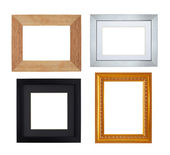 Multiple Picture frames — 图库照片