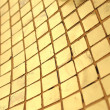 Gold mosaic background — Stock Photo
