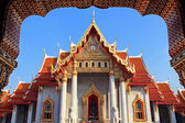 The Marble Temple, Thailand — Stock fotografie