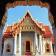 Stock Photo: Marble Temple, Thailand