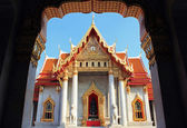 The Marble Temple, Thailand — Stockfoto