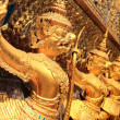 Garuda in Wat Phra Kaew, Grand Palace of Thailand — Stock Photo