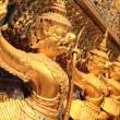 Garuda in Wat Phra Kaew, Grand Palace of Thailand — Stock Photo