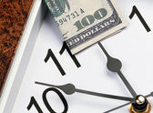 Time is money — Stockfoto