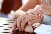 Pelos laços do matrimónio — Foto Stock