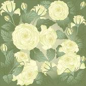 Floral design — Vecteur