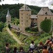 Reinhardstein Castle — Stock Photo #13666524