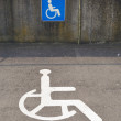 Handicapped parking — Stock Photo #13666573