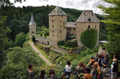 Reinhardstein Castle — Stock Photo