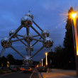 atomium by night — Stock Photo