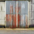 Stock Photo: Corrugated